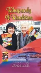 Rhapsody of Realities June 2012 Edition ebook by Pastor Chris Oyakhilome