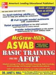 McGraw-Hill's ASVAB Basic Training for the AFQT ebook by Wall, Dr. Janet