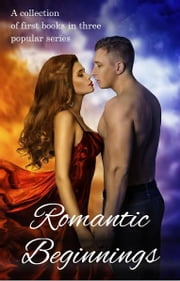Romantic Beginnings ebook by PJ Fiala,Angel Sefer,Lilian Roberts