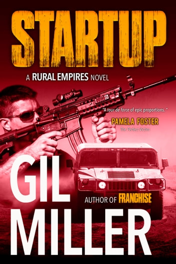 Startup ebook by Gil Miller
