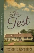 The Test ebook by John Lansing