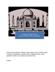 50 Shades of Mogul Cuisine (Cuisine of North India and Pakistan) ebook by A Kh'an
