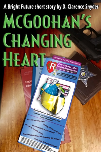 McGoohan's Changing Heart ebook by D. Clarence Snyder