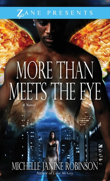 More Than Meets the Eye ebook by Michelle Janine Robinson