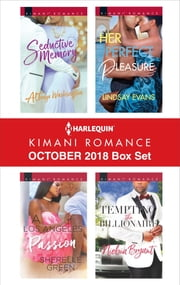 Harlequin Kimani Romance October 2018 Box Set - An Anthology ebook by AlTonya Washington, Sherelle Green, Lindsay Evans,...