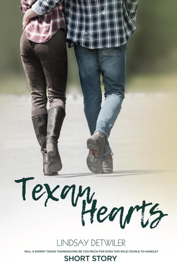 Texan Hearts - Lines in the Sand, #3 ebook by Lindsay Detwiler
