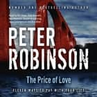 The Price of Love - including an original DCI Banks novella audiobook by Peter Robinson, Peter Robinson