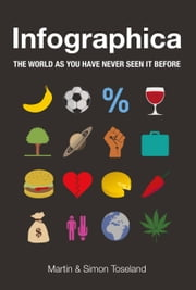 Infographica - The World as You Have Never Seen it Before ebook by Martin Toseland,Simon Toseland