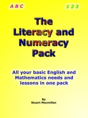 Literacy & Numeracy Pack ebook by Stuart Macmillan