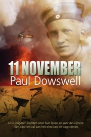 11 november ebook by Paul Dowswell
