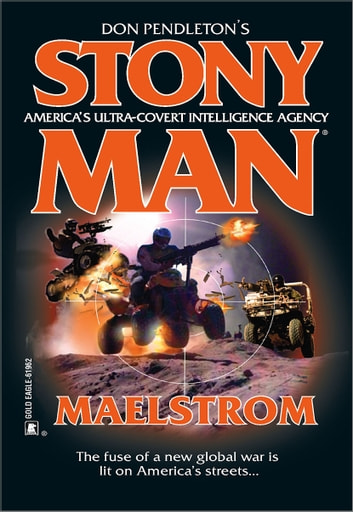 Maelstrom ebook by Don Pendleton