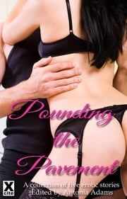 Pounding the Pavement ebook by Santina Day,Heidi Champa,N. Vasco,Mary Tofts,Josie Jordan