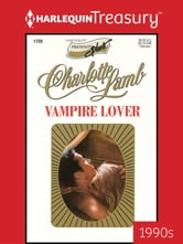 Vampire Lover ebook by Charlotte Lamb