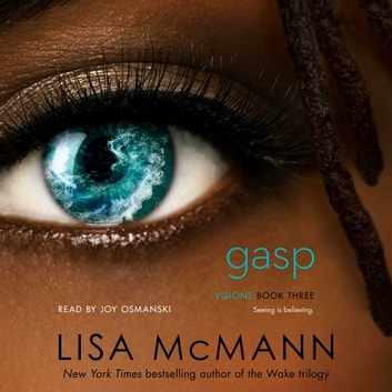 Gasp audiobook by Lisa McMann