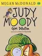 Judy Moody Girl Detective eBook par Megan McDonald