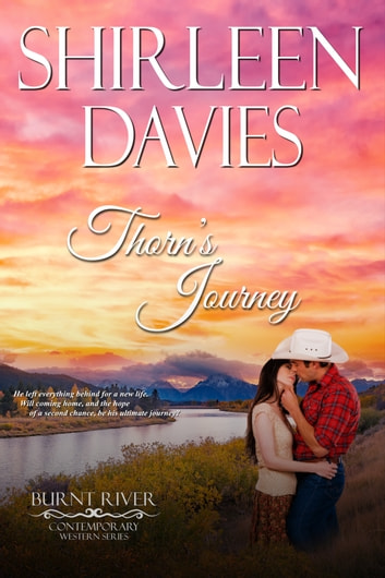 Thorn's Journey ebook by Shirleen Davies