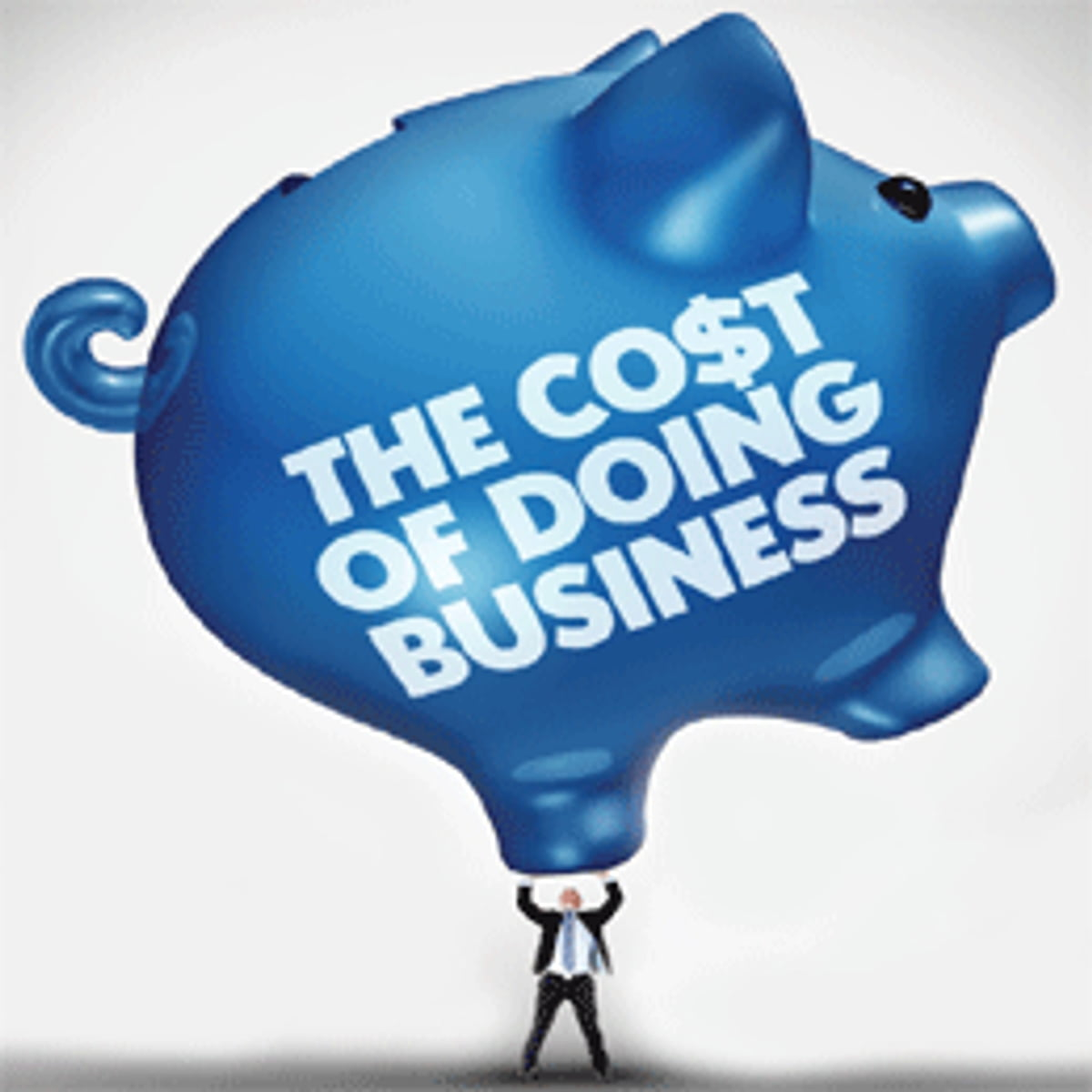 Cost of doing business монетка текст