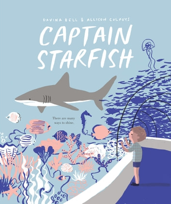 Captain Starfish ebook by Davina Bell