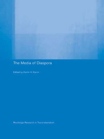 The Media of Diaspora - Mapping the Globe ebook by