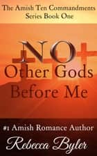No Other Gods Before Me - The Amish Ten Commandments Series, #1 ebook by Rebecca Byler