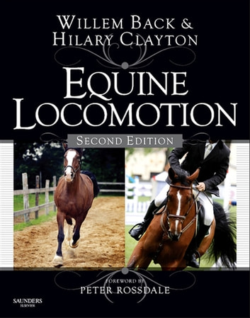 Equine Locomotion ebook by Willem Back,Hilary M. Clayton
