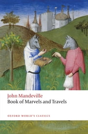 The Book of Marvels and Travels ebook by John Mandeville,Anthony Bale