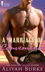 A Marriage of Convenience ebook by Aliyah Burke
