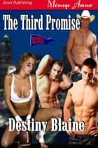 The Third Promise ebook by Destiny Blaine