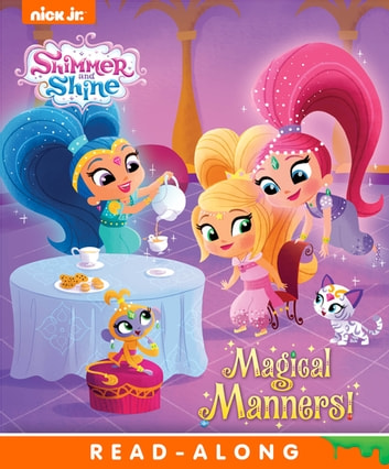 Magical Manners! (Shimmer and Shine) ebook by Nickelodeon Publishing