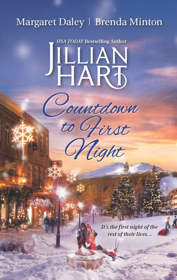 Countdown to First Night - Winter's Heart\Snowbound at New Year\A Kiss at Midnight ebook by Jillian Hart,Margaret Daley,Brenda Minton