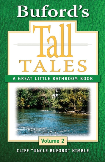Buford's Tall Tales, Volume 2 ebook by Cliff Kimble