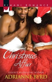 A Christmas Affair ebook by Adrianne Byrd