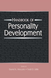 Handbook of Personality Development ebook by