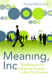 Meaning Inc: The blueprint for business success in the 21st century ebook by Gurnek Bains