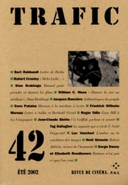 Trafic N° 42 (Été 2002) ebook by Collectifs
