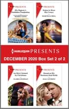Harlequin Presents - December 2020 - Box Set 2 of 2 ebook by