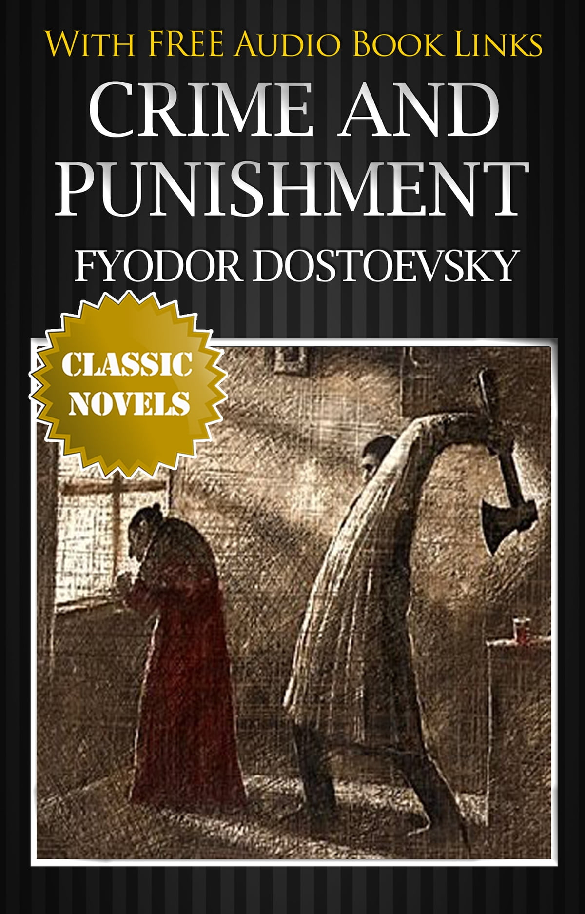 crime and punishment audiobook free download