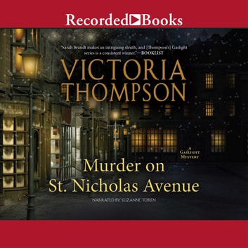Murder on St. Nicholas Avenue audiobook by Victoria Thompson