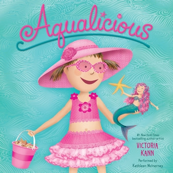 Aqualicious audiobook by Victoria Kann