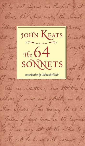 The 64 Sonnets ebook by John Keats,Edward Hirsch