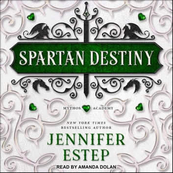 Spartan Destiny audiobook by Jennifer Estep