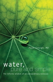 Water, Pure and Simple - The Infinite Wisdom of an Extraordinary Molecule ebook by Paolo Consigli