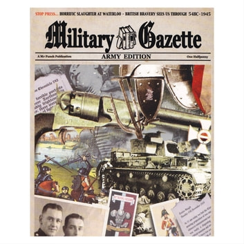 Military Gazette - Army Edition audiobook by Various Authors