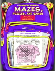 Mazes, Puzzles, and Games, Grade 2 ebook by Publications, Frank Schaffer