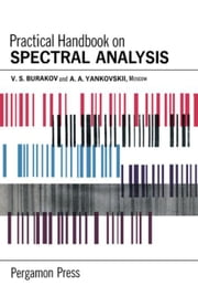 Practical Handbook on Spectral Analysis ebook by Burakov, V. S.