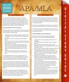 APA/MLA Guidelines (Speedy Study Guides) ebook by Speedy Publishing