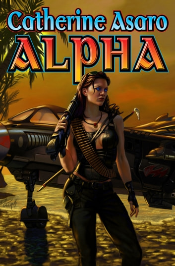 Alpha ebook by Catherine Asaro