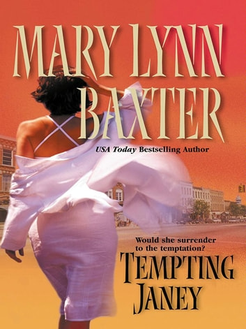 Tempting Janey ebook by Mary Lynn Baxter