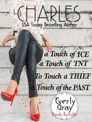 Everly Gray: The Adventures, boxed set (1-3) ebook by L. j. Charles