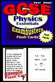 GCSE Physics Test Prep Review--Exambusters Flash Cards - GCSE Exam Study Guide ebook by GCSE Exambusters